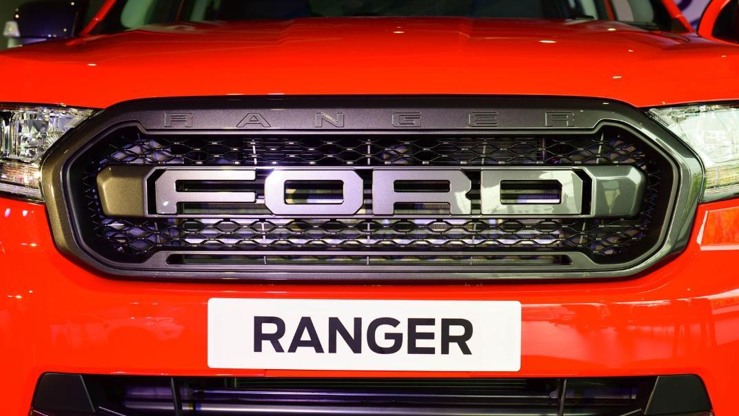 2021 Ford Ranger FX4 MAX Exterior 022