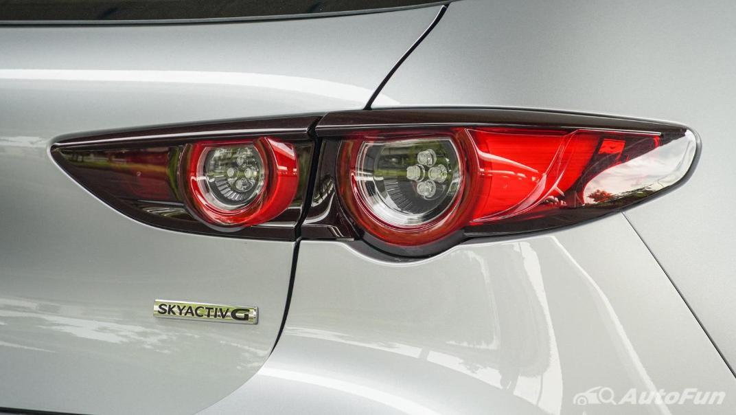 2020 Mazda 3 Fastback 2.0 SP Sports Exterior 018