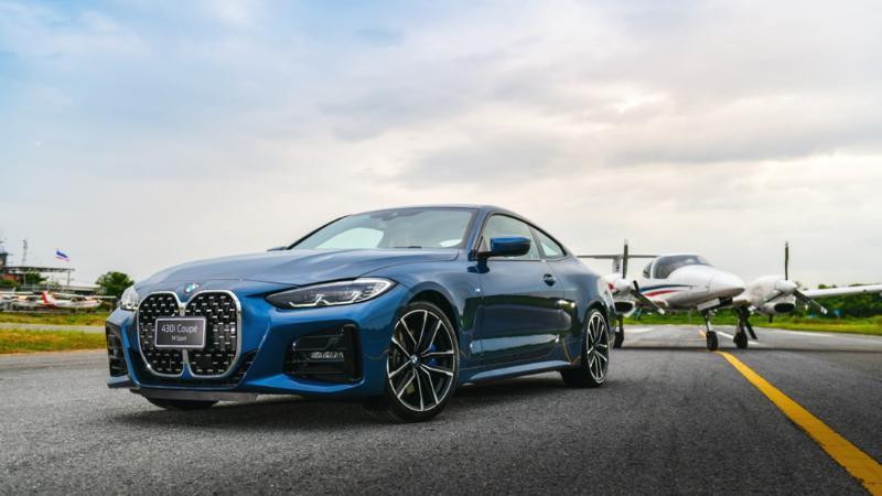 เปิดตัว 2020 BMW 430i Coupe M Sport แรงเหนือชั้นแซง Mercedes-Benz C 200 Coupé 02