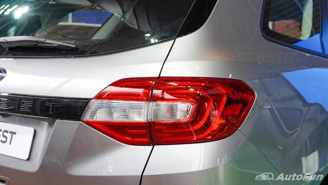 2021 Ford Everest Titanium+ Exterior 014