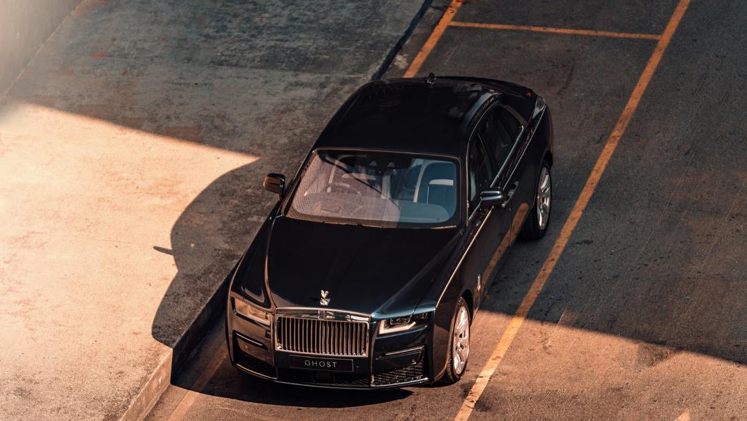 2021 Rolls Royce Ghost Exterior 007