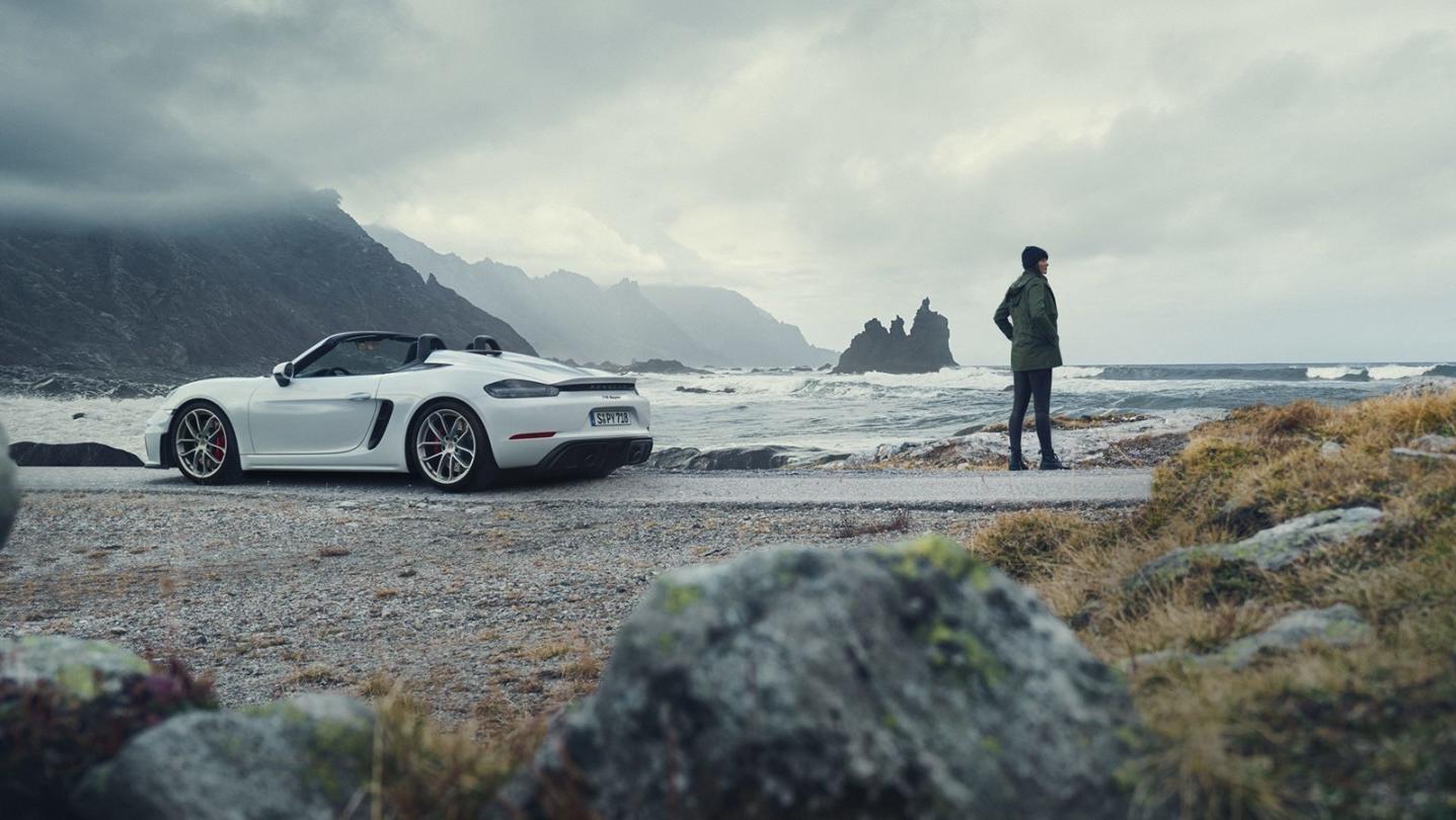 Porsche 718 2020 Exterior 005
