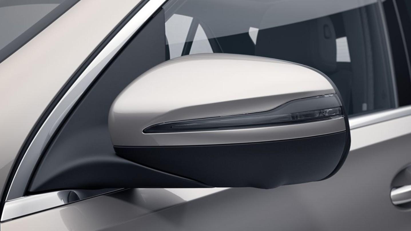 Mercedes-Benz GLS-Class 2020 Exterior 010