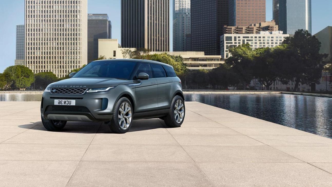 Land Rover Range Rover Evoque 2020 Exterior 001