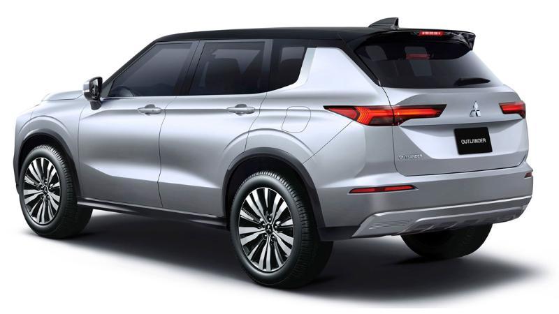 รอเลย! Mitsubishi Outlander PHEV ใหม่ยืนยันเปิดตัวปี 2022 ต่อด้วย Xpander Hybrid ปี 2023 02