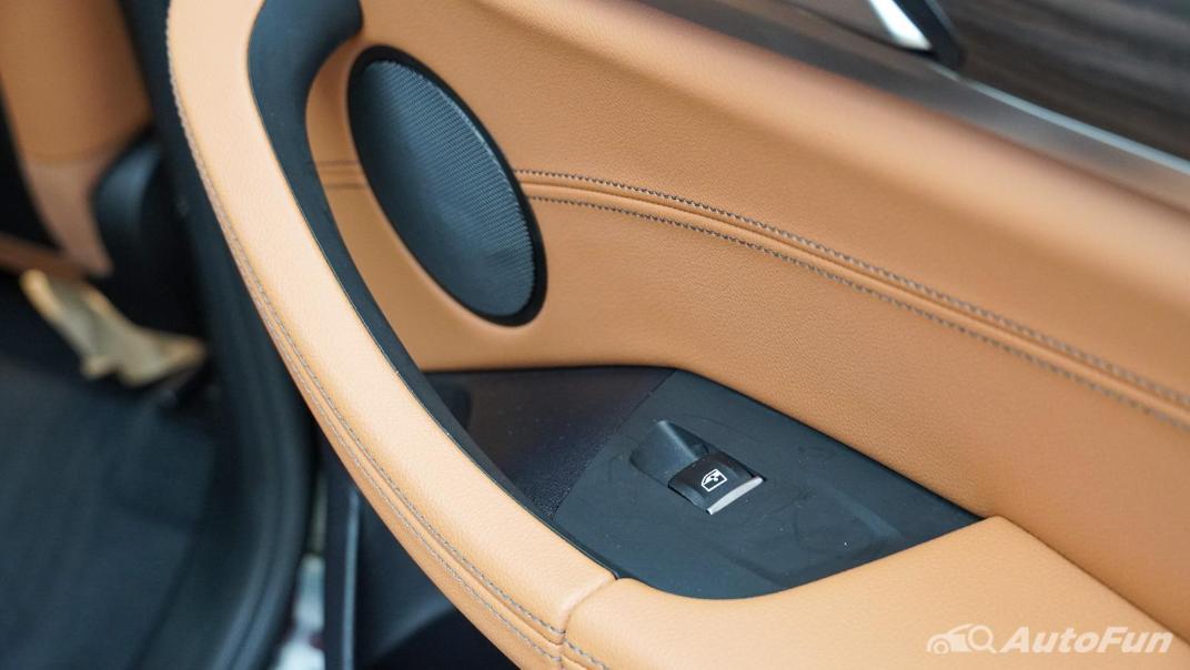 2020 2.0 BMW X3 xDrive20d M Sport Interior 076