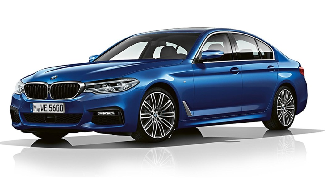 BMW 5-Series-Sedan 2020 Others 004