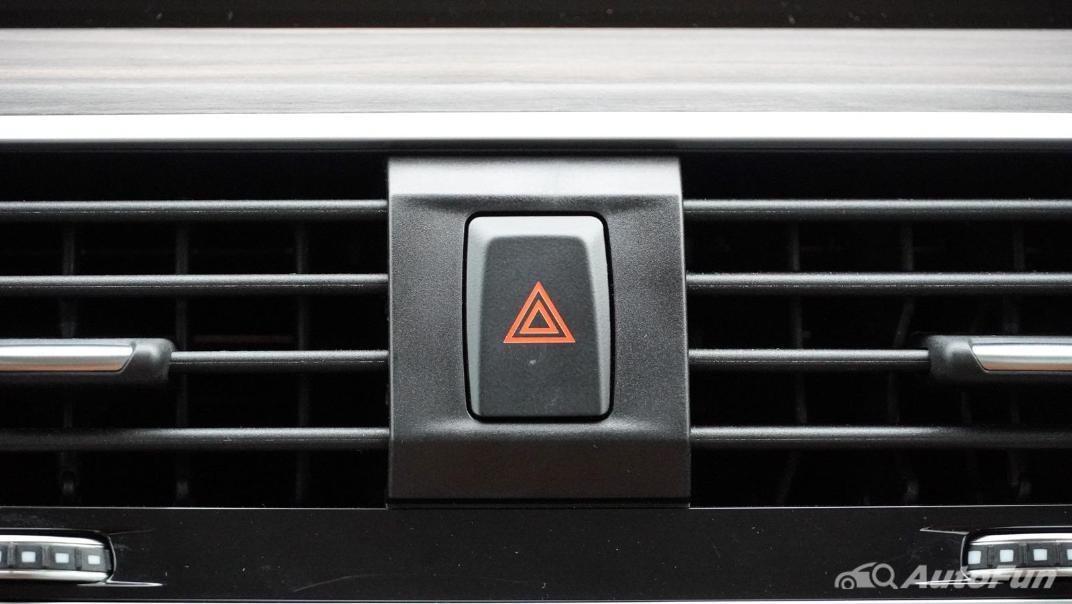 2020 2.0 BMW X3 xDrive20d M Sport Interior 025