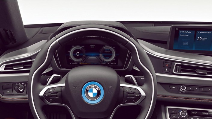 BMW I8-Roadster 2020 Interior 002