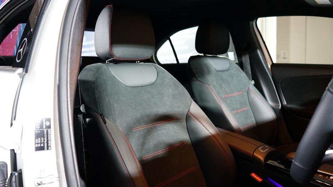 2021 Mercedes-Benz A-Class A 200 AMG Dynamic Interior 045