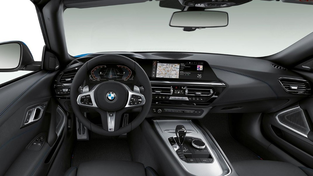 BMW Z4 Roadster 2020 Interior 002