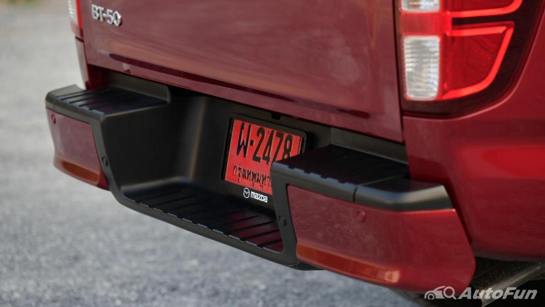 2021 Mazda BT-50 Pro Double Cab 1.9 SP Hi-Racer Exterior 011