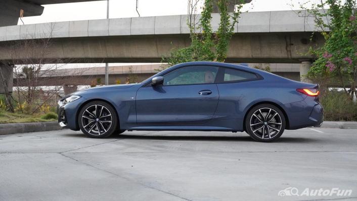 2020 BMW 4 Series Coupe 2.0 430i M Sport Exterior 008