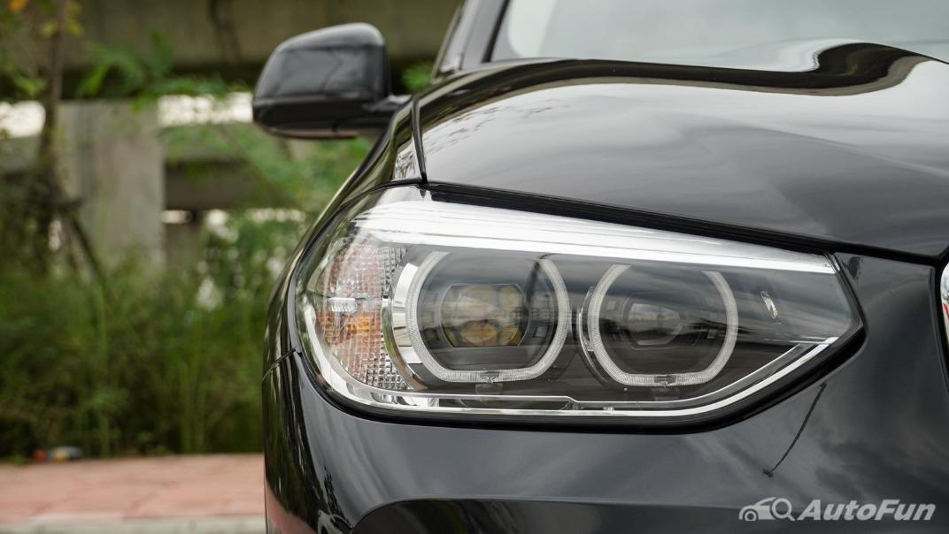 2020 2.0 BMW X3 xDrive20d M Sport Exterior 013