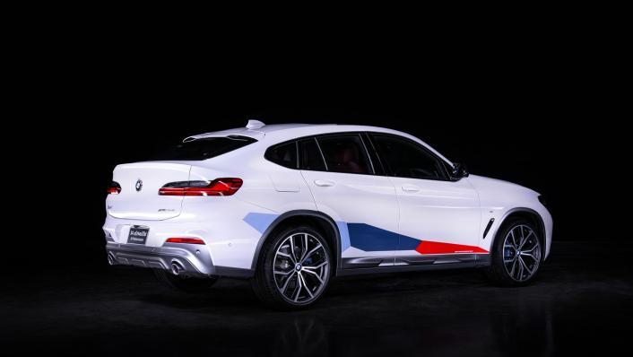2021 BMW X4 xDrive20d M Sport X Exterior 002
