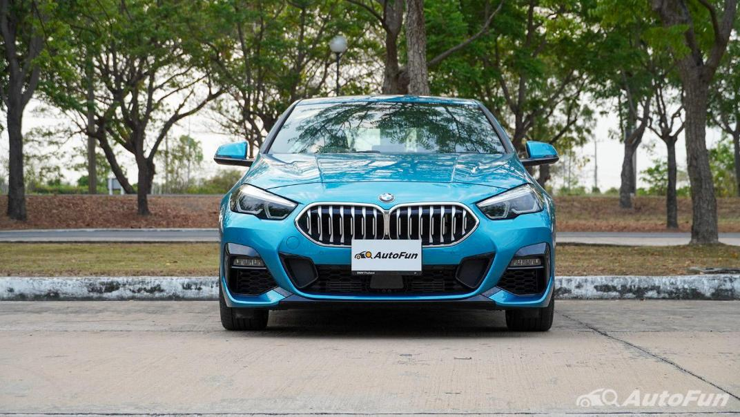 2021 BMW 2 Series Gran Coupe 220i M Sport Exterior 002