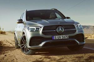 เทียบสเปกเอสยูวีดีเซลสัญชาติเยอรมัน 2019 Mercedes-Benz GLE 300d 4MATIC กับ 2019 BMW X5 xDrive30d M Sport