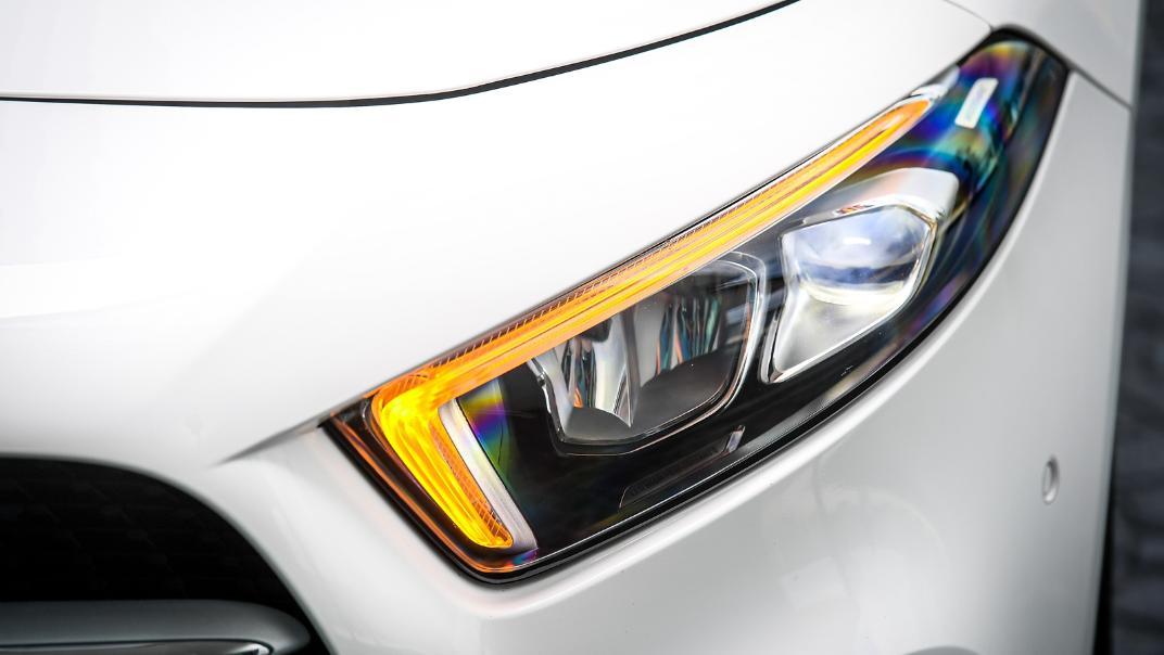 2021 Mercedes-Benz A-Class A 200 Progressive Exterior 009