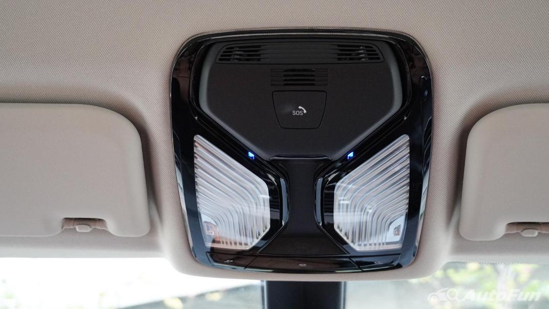 2020 2.0 BMW X3 xDrive20d M Sport Interior 066