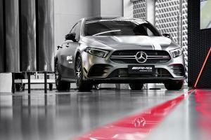 Mercedes-AMG เปิดศูนย์ AMG Experience Center แห่งแรกของโลกในประเทศจีน
