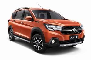2020 Suzuki XL7 เปิดศึกท้าชิงมินิเอ็มพีวีสายลุยกับ 2020 Mitsubishi Xpander Cross