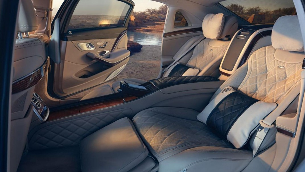 Mercedes-Benz Maybach S-Class 2020 Interior 004