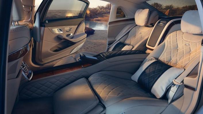 Mercedes-Benz Maybach S-Class Public 2020 Interior 004
