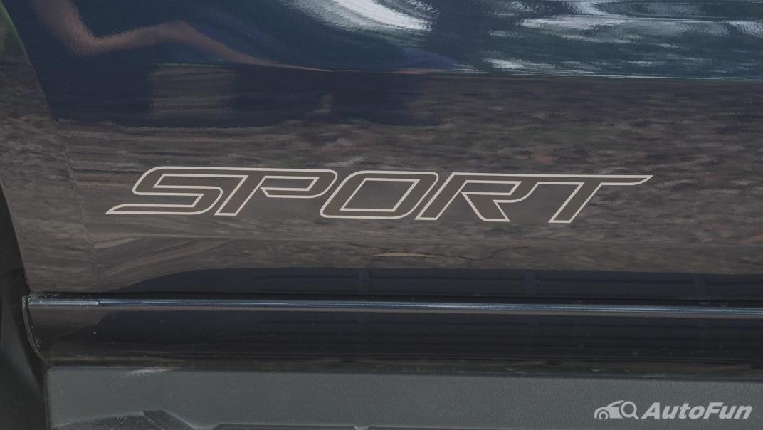 2021 Ford Everest 2.0L Turbo Titanium 4x2 10AT - SPORT Exterior 031