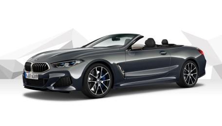 2021 BMW 8 Series Convertible 4.4 M850i xDrive ราคารถ, รีวิว, สเปค, รูปภาพรถในประเทศไทย | AutoFun