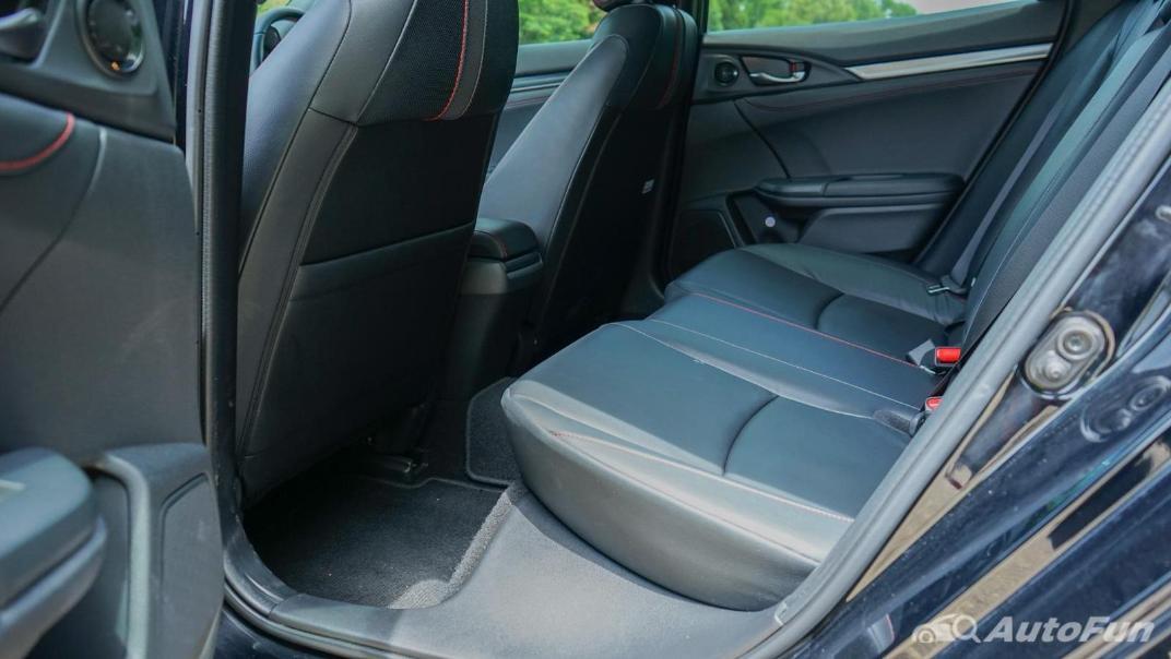 2020 Honda Civic 1.5 Turbo RS Interior 104