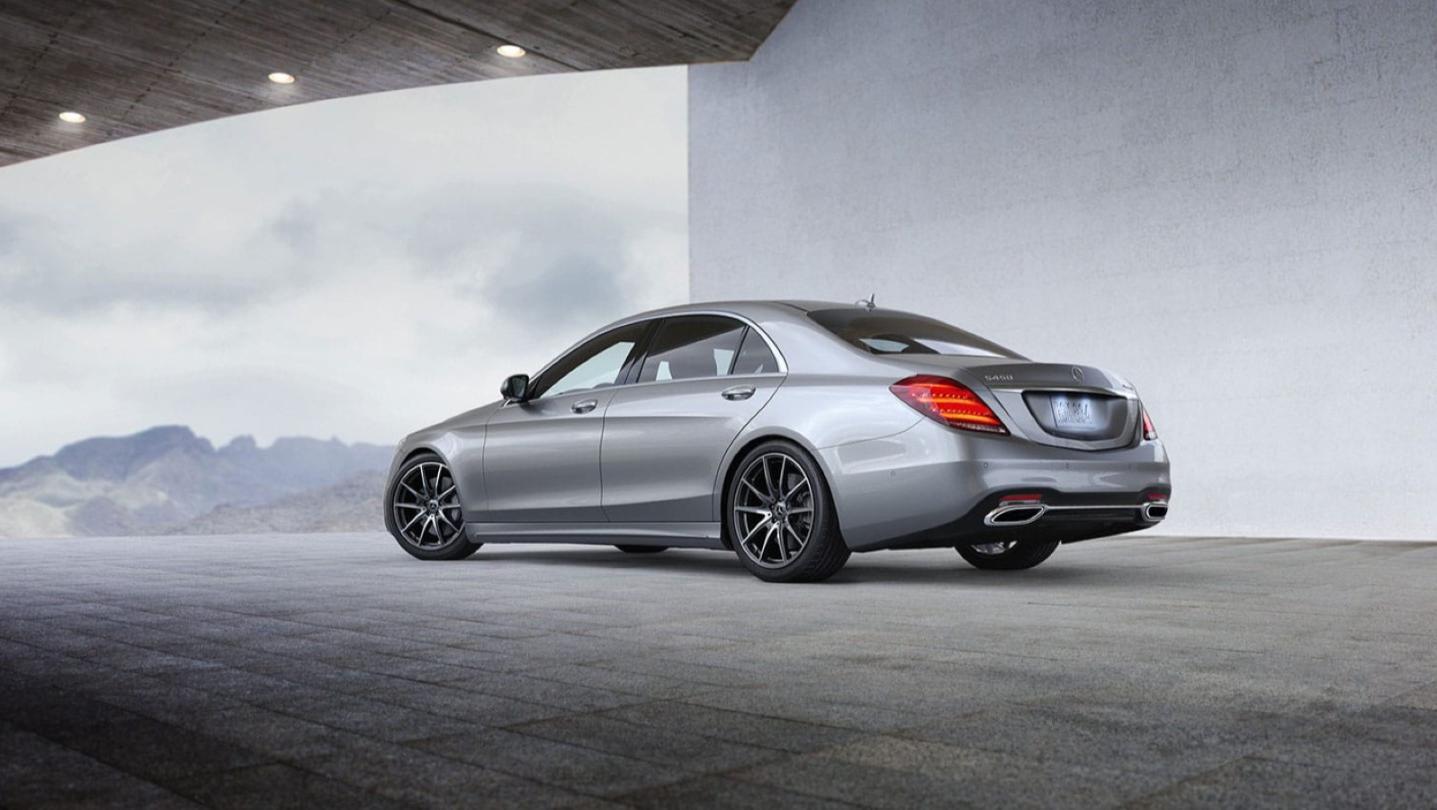 Mercedes-Benz S-Class 2020 Exterior 018