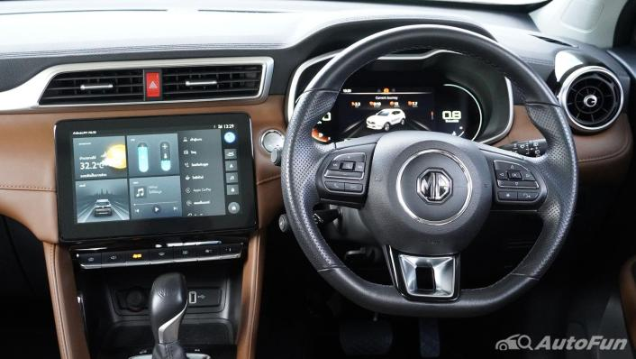 2020 MG ZS 1.5L X Plus Interior 004