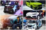 รวม 5 รถแต่งสุดแปลกแหวกแนวในงาน Chengdu Auto Show 2021