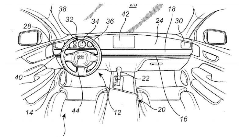 สุดล้ำ! Volvo จดสิทธิบัตรตำแหน่งพวงมาลัยปรับได้ตามต้องการ ลดต้นทุน-ความซับซ้อน 02
