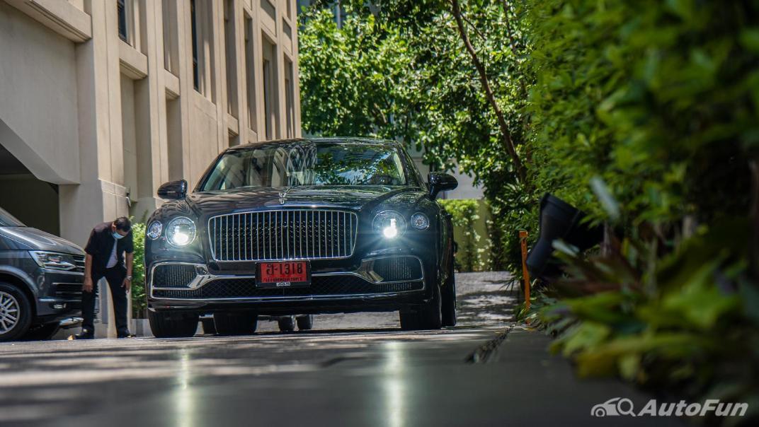 2020 Bentley Flying Spur 6.0L W12 Exterior 066