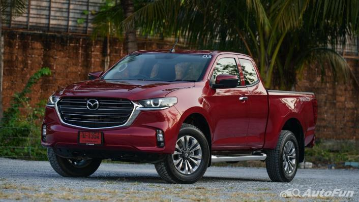 2021 Mazda BT-50 Pro Freestyle Cab 1.9 S Hi-Racer 6AT Exterior 001