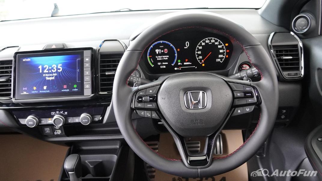 2021 Honda City Hatchback e:HEV RS Interior 061