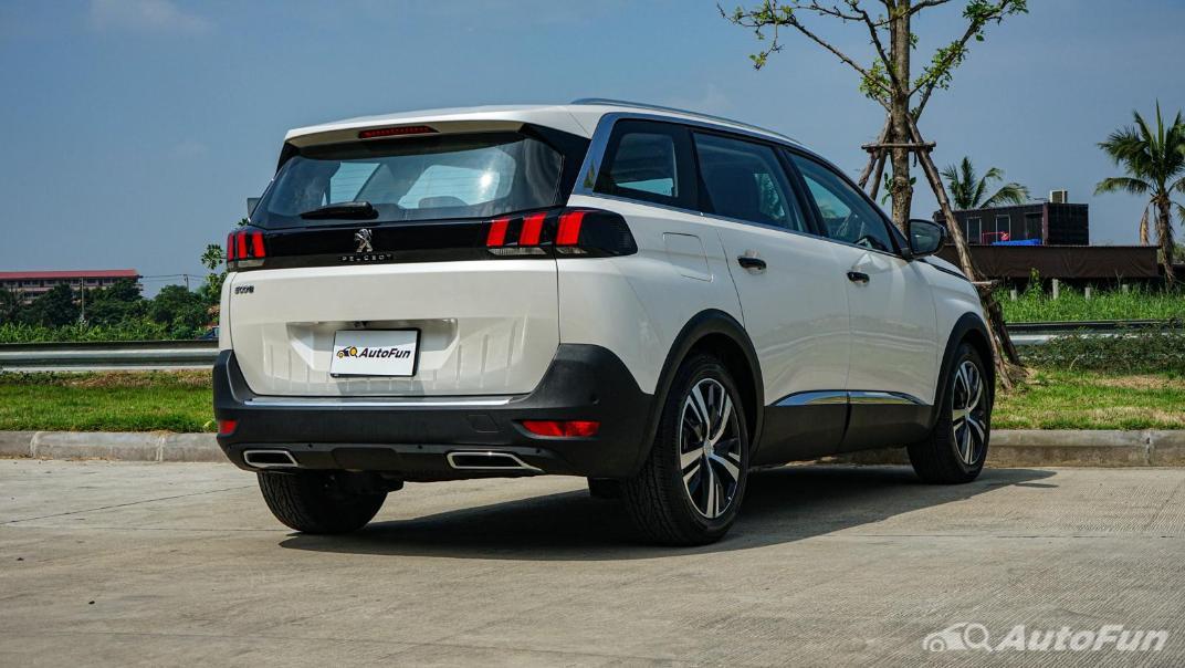 2020 Peugeot 5008 1.6 Allure Exterior 009