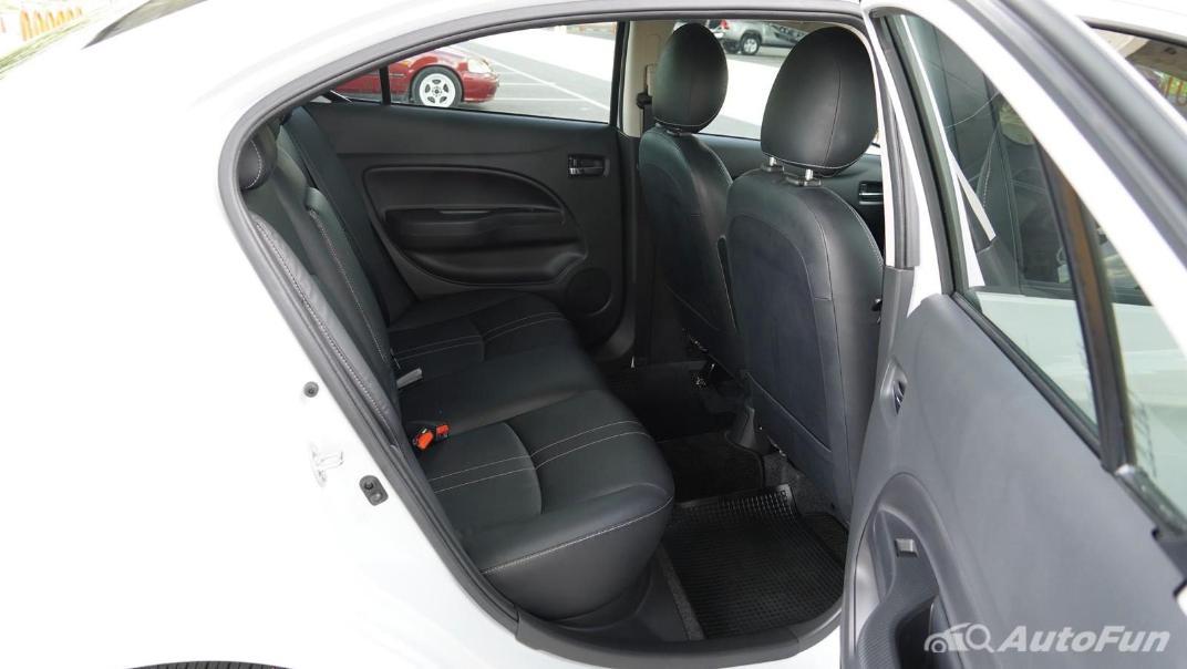 2020 Mitsubishi Attrage 1.2 GLS-LTD CVT Interior 038