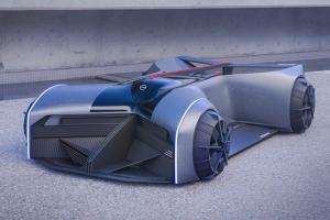 Nissan GT-R (X) 2050 ซูเปอร์คาร์คันนี้ ขับด้วยสมองของเราเป็นหลัก
