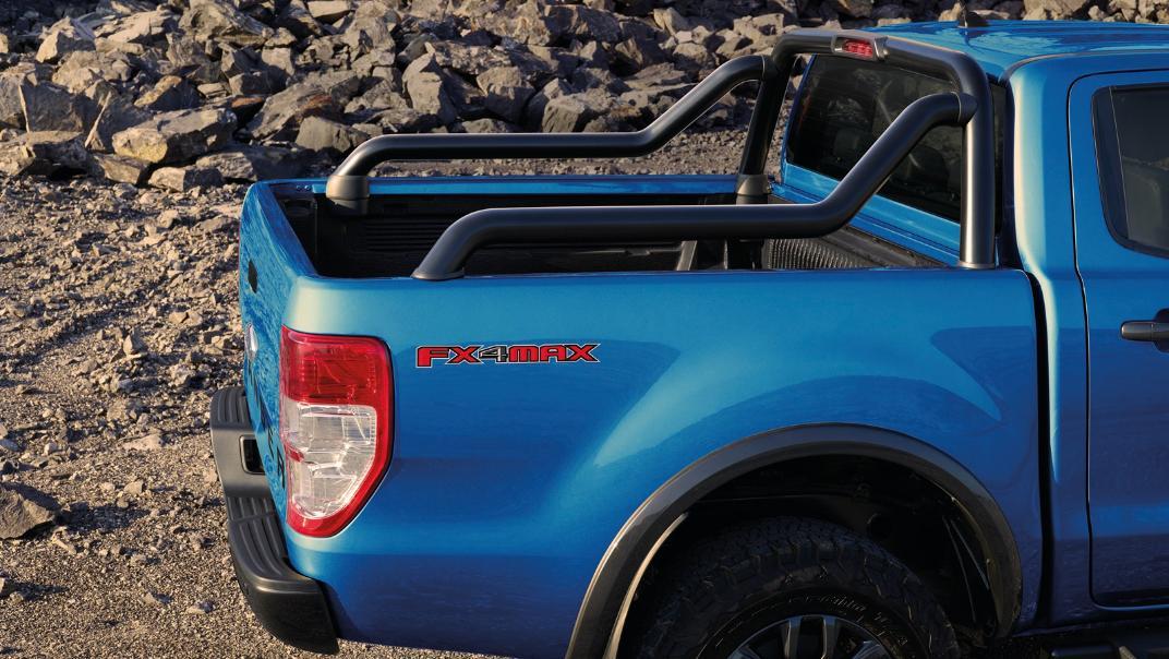 2021 Ford Ranger FX4 MAX Exterior 030