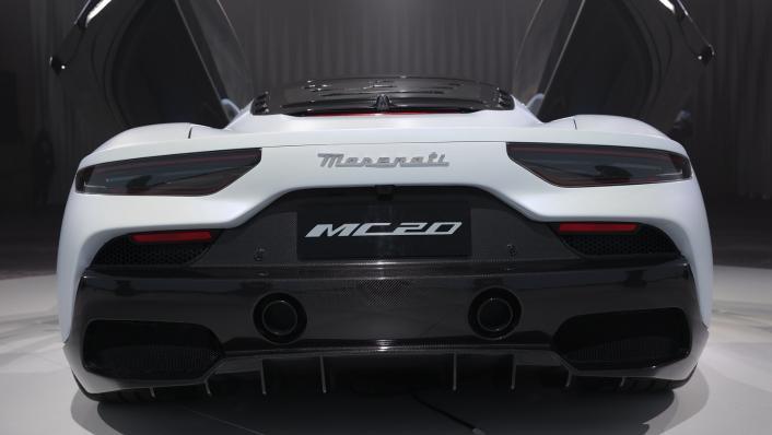 2021 Maserati MC20 Standard Exterior 009