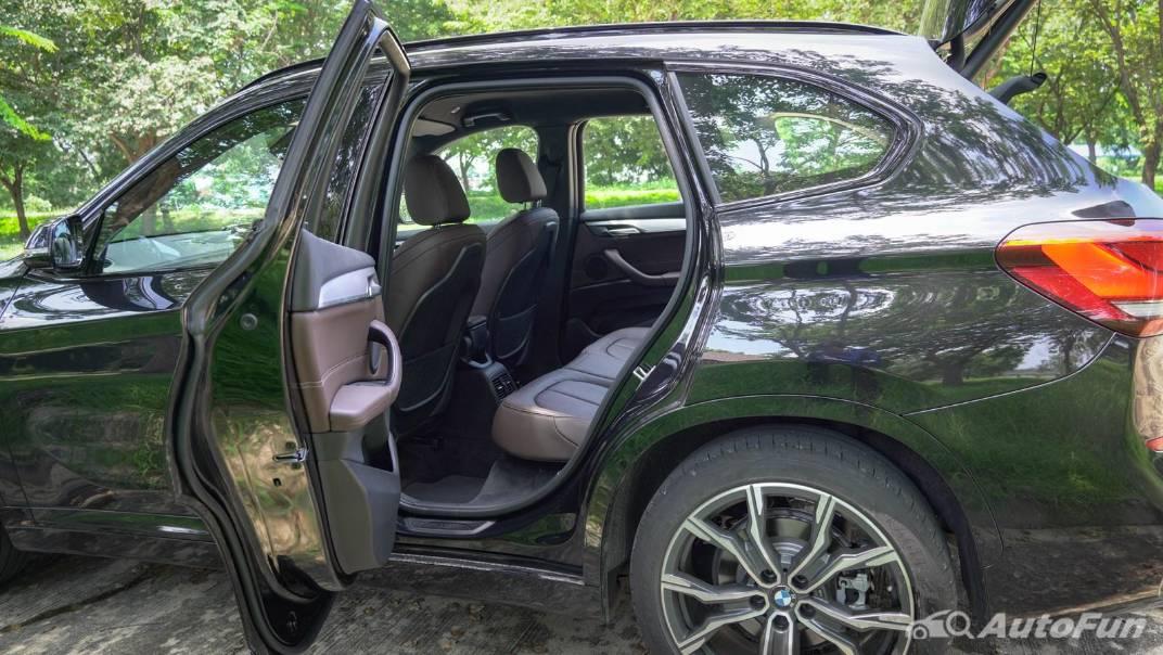 2021 BMW X1 2.0 sDrive20d M Sport Interior 028