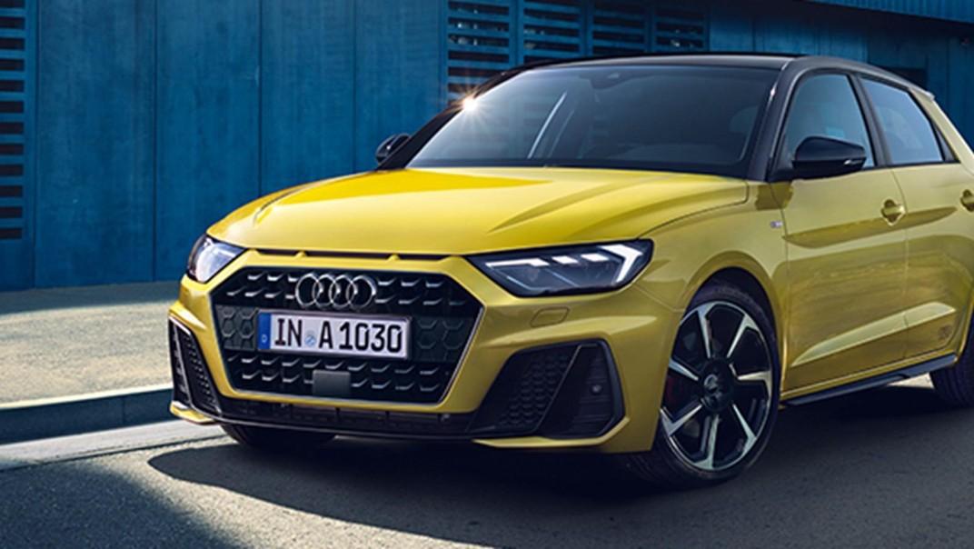 Audi A1 Sportback 2020 Exterior 014