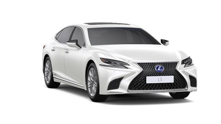Lexus LS 2020 Exterior 003