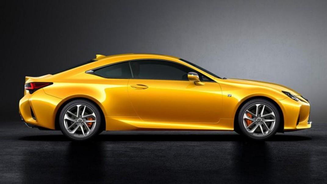 Lexus RC 2020 Exterior 039