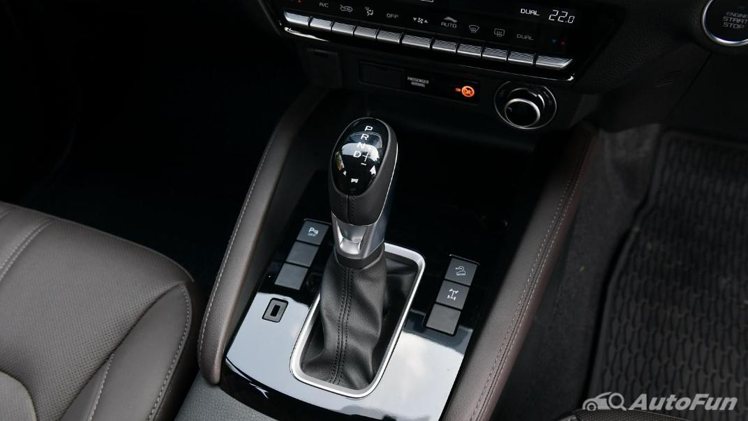 2021 Mazda BT-50 Pro Double Cab 3.0 SP 6AT 4x4 Interior 009