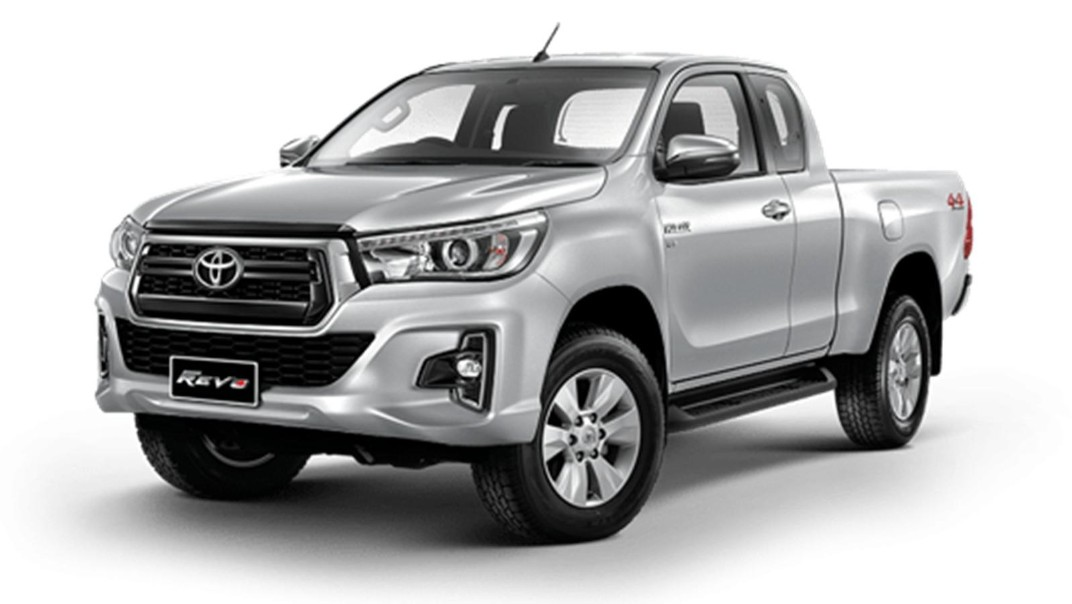 Toyota Hilux Revo Smart Cab 2020 Others 001