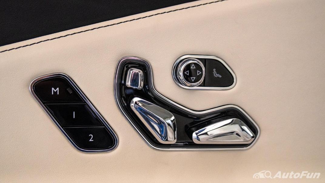2020 Bentley Flying Spur 6.0L W12 Interior 050