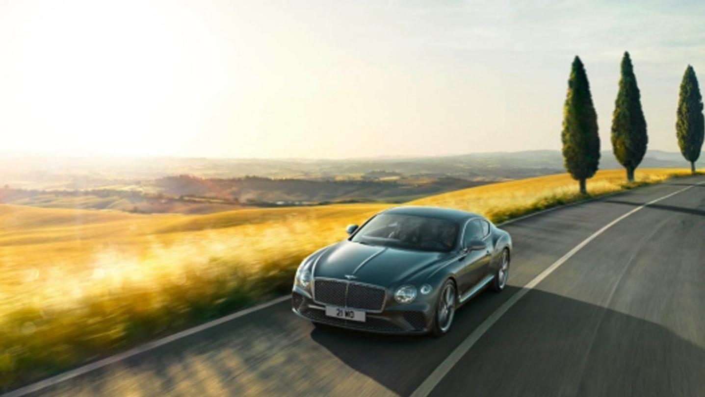 Bentley Continental-GT Public 2020 Exterior 003
